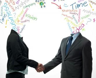 elevator pitch saludo a un cliente
